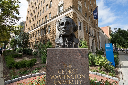 George Washington University - Best Online MBA in Healthcare Management