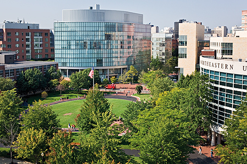 Northeastern University - Best Online MBA in Healthcare Management